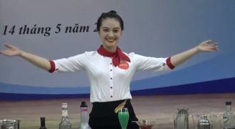 Nữ sinh Hạ Long xinh đẹp khiến nhiều chàng mê mệt