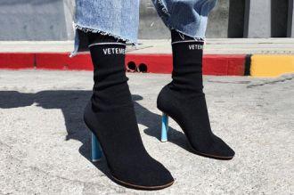 Sắm ngay một đôi boot tất đi chị em ơi