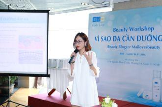 """Tìm hiểu """"Vì sao da cần dưỡng ẩm?"""" cùng Beauty blogger Hà thành"""