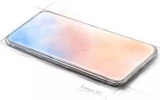 'Điện thoại toàn màn hình' của Lenovo hóa ra chỉ là quảng cáo