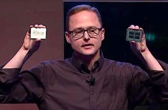 Intel khi giới thiệu dòng CPU mới 32 nhân, 64 luồng