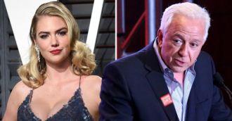 Kate Upton tố cáo lạm dụng Đồng sáng lập Guess