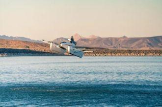 Máy bay cá nhân được sản xuất bởi người sáng lập Google