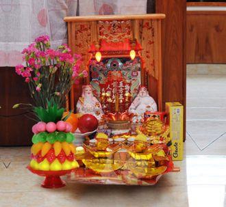 Những lưu ý quan trọng khi thờ Thần Tài trong nhà