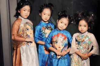Phong cách Thời trang Trẻ em Việt Nam lần thứ 6 độc đáo