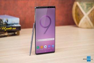 Samsung định sẽ chỉnh sửa camera cho Galaxy Note 9
