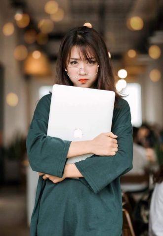 9x xinh như mỹ nhân Hàn nổi tiếng trên Facebook