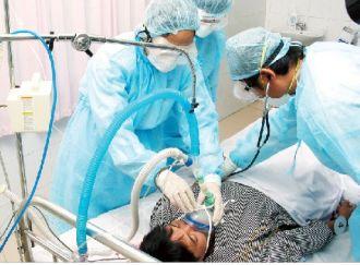 Bệnh nhân nhiễm cúm mùa có thể diễn biến nặng thêm