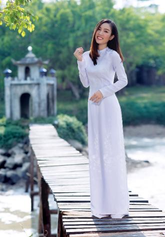 BST áo dài nữ sinh cho mùa tựu trường đậm văn hóa