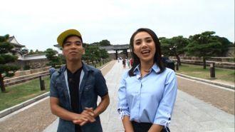 Cát Tường làm người kết nối cầu thủ Nguyễn Tuấn Anh