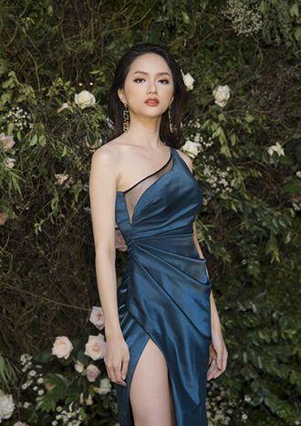 Hoa hậu Hương Giang không diễn show Hà Duy