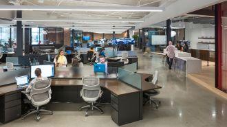 Làm việc trong văn phòng mở sẽ khiến ảnh hưởng đến hiệu suất
