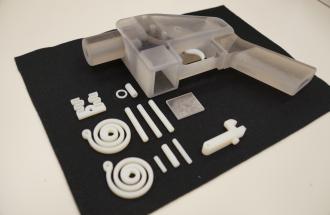 Người Mỹ có thể sản xuất súng bằng máy in 3D tại nhà, bạn có biết?