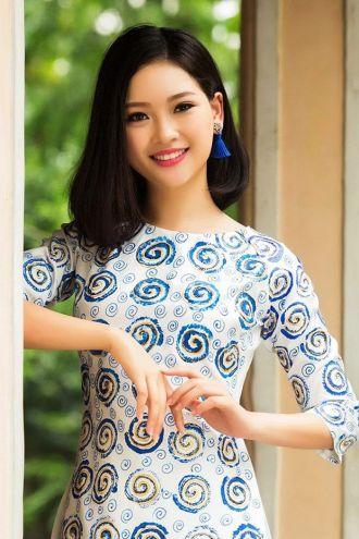 Nữ võ Taekwondo' dừng chân trong Hoa hậu Việt Nam 2018