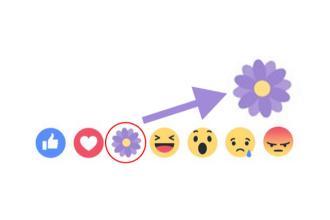 Cách thả biểu tượng máy bay trên Facebook còn dùng được?