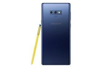 Chiếc điện thoại Galaxy Note 9 của Samsung đầy hấp dẫn