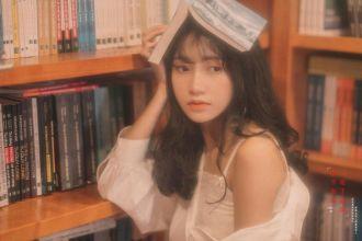 Nàng mẫu ảnh xinh đẹp đến từ Đại học Thăng Long
