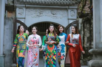 Minh Trang khẳng định vị thế Hoa khôi