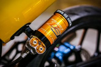 Exciter 135 biến hóa đầy chất chơi của biker đất Việt