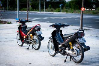 Sirius độ hết bài mang nét đẹp đầy chất chơi của biker Tây Ninh