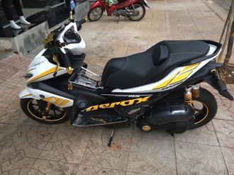 Yamaha NVX 155cc với khối trang bị hoàng kim
