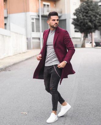 Cảm hứng phối đồ với coat – item must have của mọi quý ông ưa lịch lãm