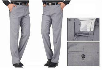Mách bạn cách chọn quần âu nam phù hợp với từng dáng người