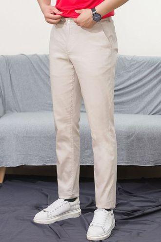 Những điều chàng cần biết về quần kaki nam