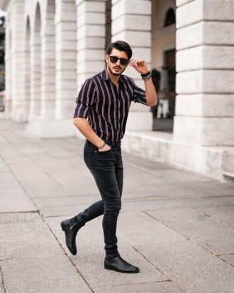 5 cách phối áo sơ mi với quần jeans giúp chàng vừa thanh lịch vừa nam tính