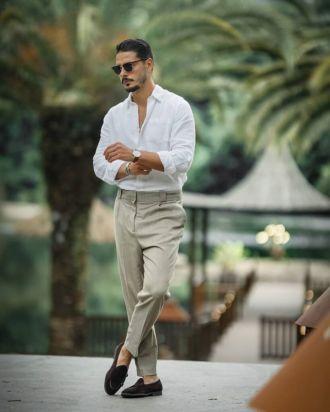 """Đậm chất doanh nhân hiện đại với 5 cách phối quần trouser """"chuẩn soái ca"""""""
