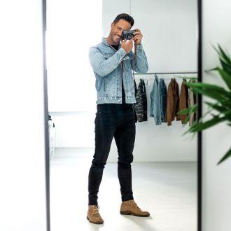Xuống phố đơn giản mà đầy nam tính với 6 cách phối quần skinny jeans