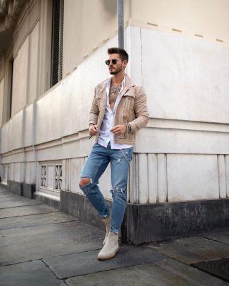 6 Cách phối đồ nam với giày chelsea boots vừa tôn dáng vừa chất chơi