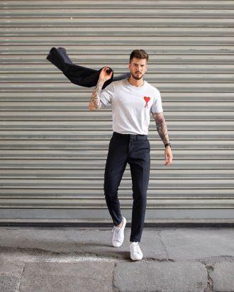 5 tips phối đồ cùng quần trouser đen giúp chàng biến hóa đa phong cách